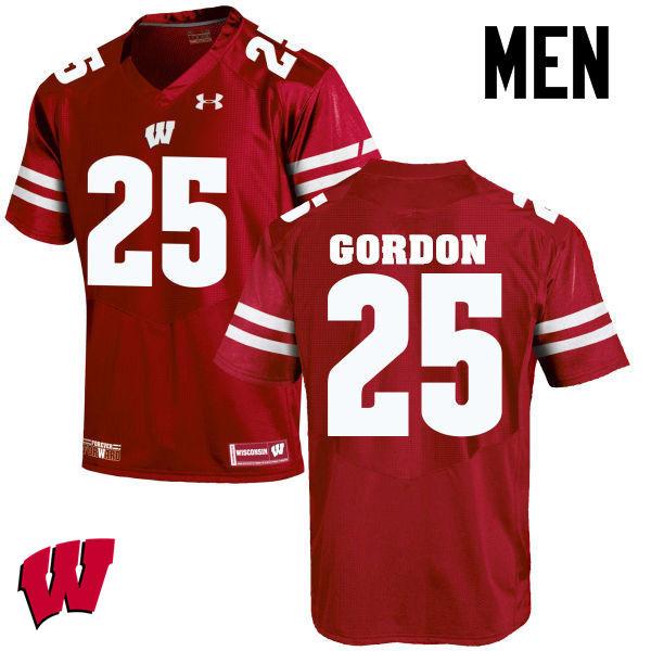 meet 888da 70c61 Melvin Gordon Jerseys Wisconsin Badgers College Football ...