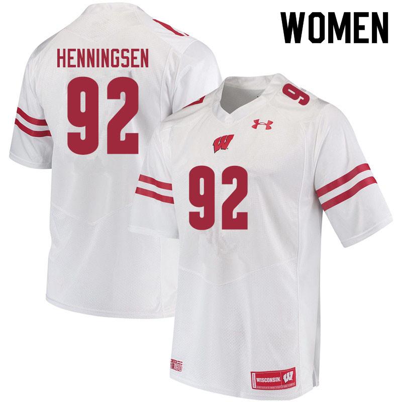 Derek Watt Jersey : Wisconsin Badgers College Football ...
